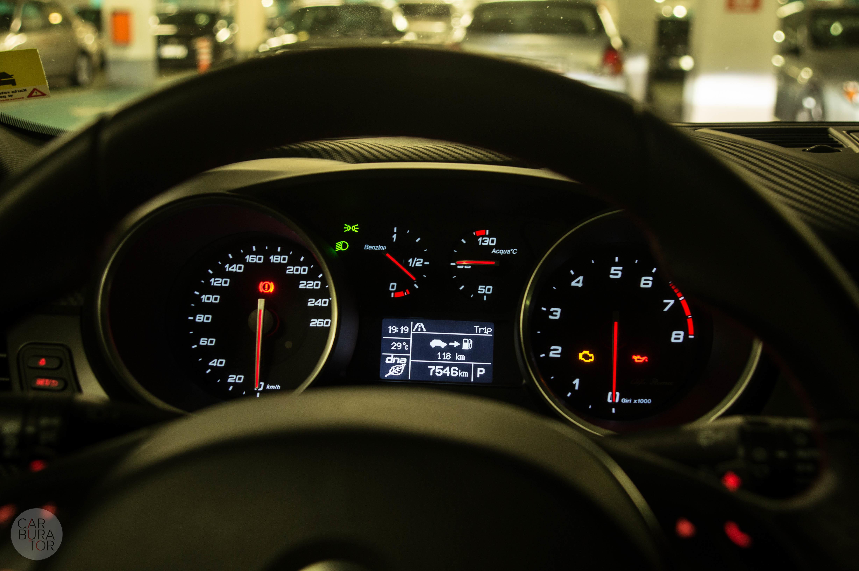 Alfa Romeo Giulietta Veloce – Test – Carburator