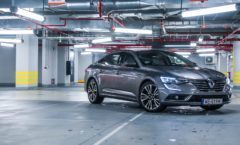 Renault Talisman cover