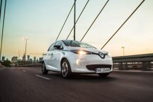 Renault Zoe test 3