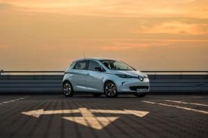 Renault elektryczne
