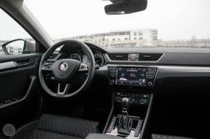Skoda Superb test10