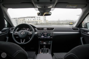 Skoda Superb test11