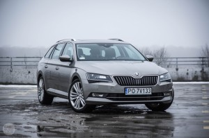 Skoda Superb test16