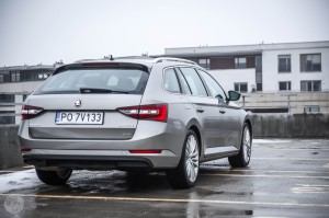 Skoda Superb test3