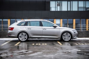 Skoda Superb test5