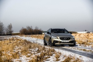 Volvo V40 CrossCountry21